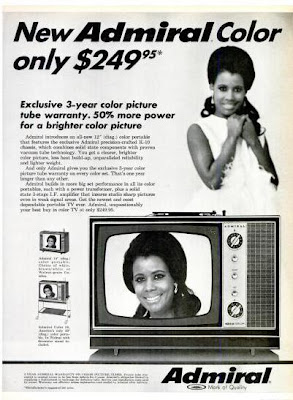 Ebony tube tv